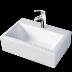 Modern basin hola eurotrend for Eurotrend bathrooms
